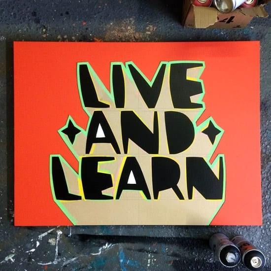 KidAcne_Slogan_Live_And_Learn