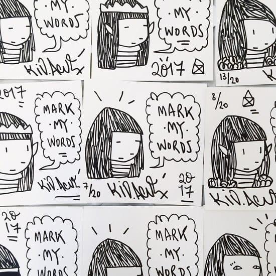 KidAcne_MarkMyWords_Drawings